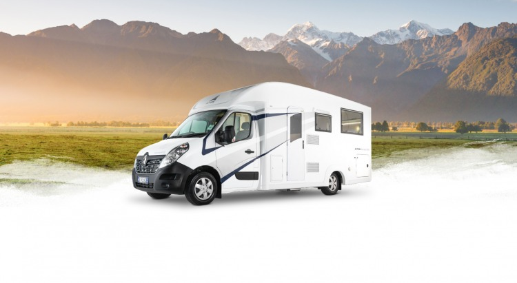 New Action Everland R725 Motorhome News